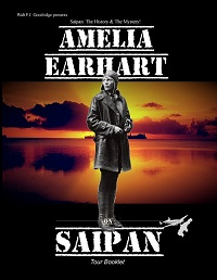 Amelia on Saipan book cover image