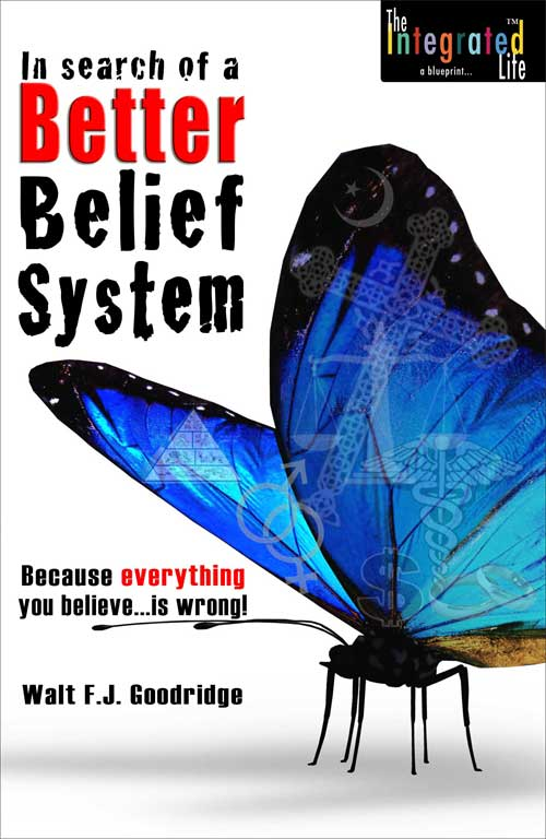 my belief system My belief-system does not provide satisfactory answers to these questions, but my personal faith in the wisdom and power of god allays my questioning mind there are no clear and distinct answers, but the questions themselves become amorphous and disappear in the burning intensity of one's faith.