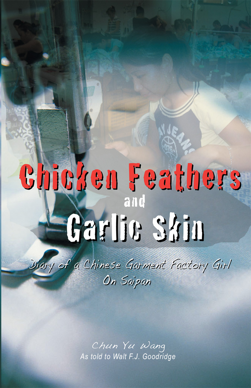 Chicken Feathers and Garlic Skin book cover