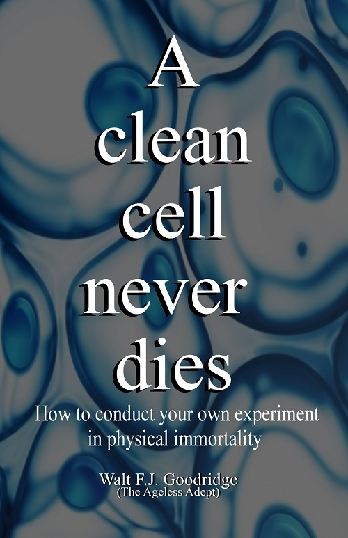 A Clean Cell Never Dies book cover