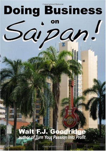 Doing Business on Saipan book cover