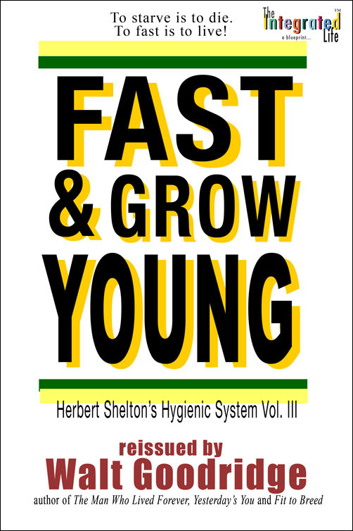 Fast & Grow Young 3d cover