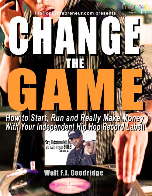 cover of change the game by walt goodridge