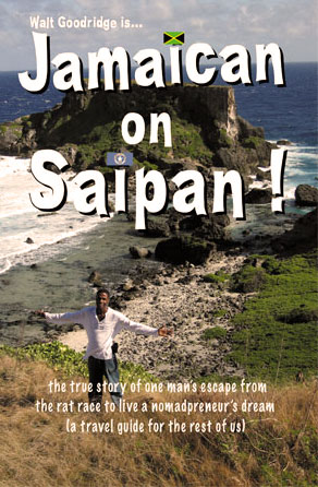 Jamaican on Saipan book cover