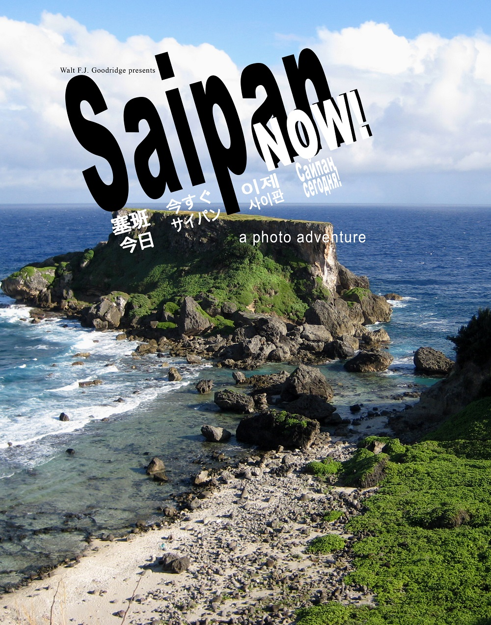 Saipan Now book cover image