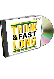 think and fast long auido