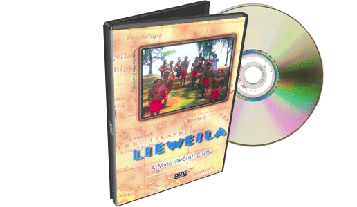 cover image of Lieweila a micronesian story