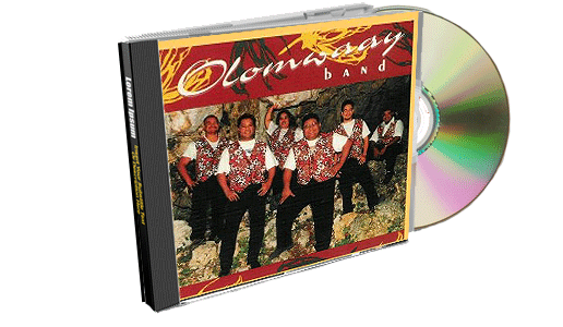 cover image of Olomwaay band