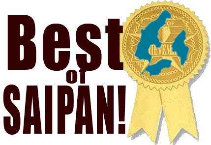 Best of Saipan logo