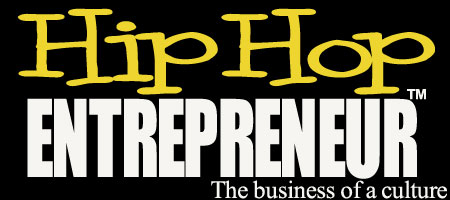 Hip Hop Entrepreneur Logo