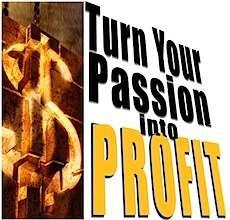 PassionProfit™ site logo