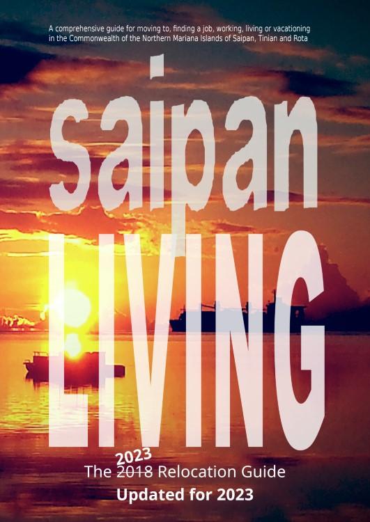 Saipan Living book cover