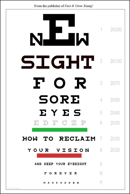 New Sight for Sore Eyes cover