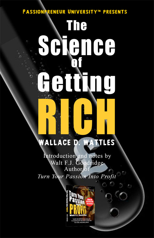 The Science of Getting Rich US book cover