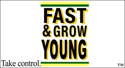 Fast & Grow Young™ logo